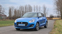 Suzuki Swift 1.0 SHVC