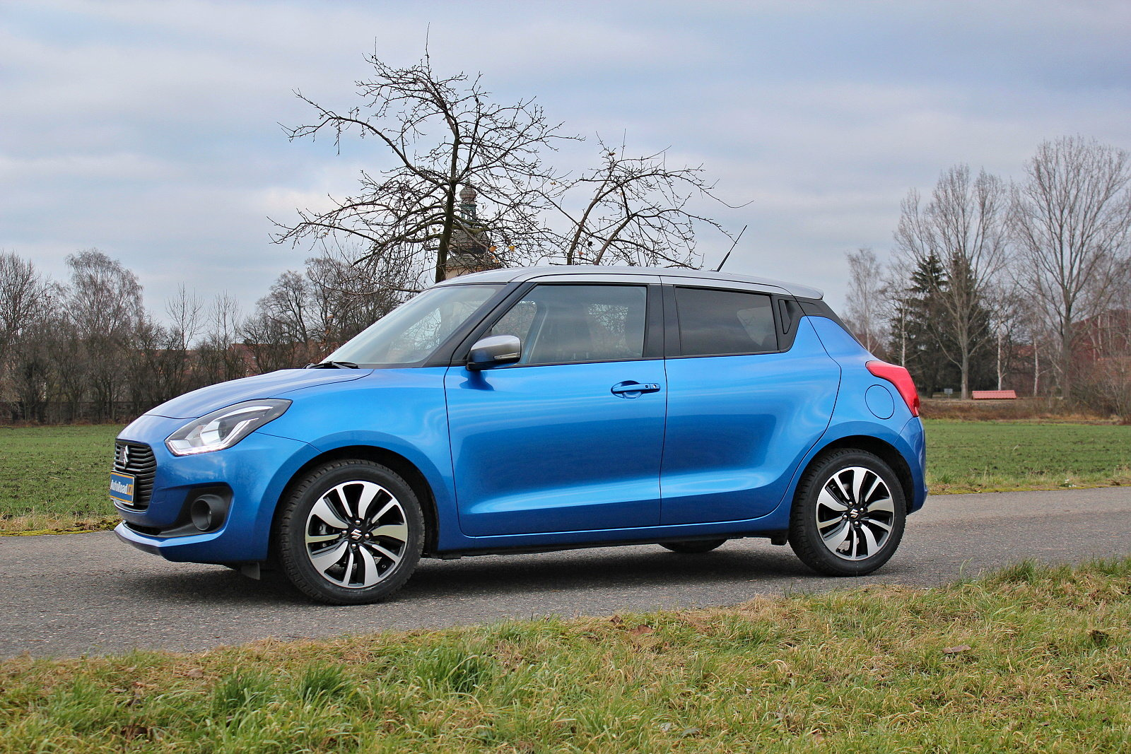 Suzuki Swift 1.0 SHVS