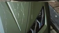 Ošklivě poškrábané Lamborghini Huracán Avio