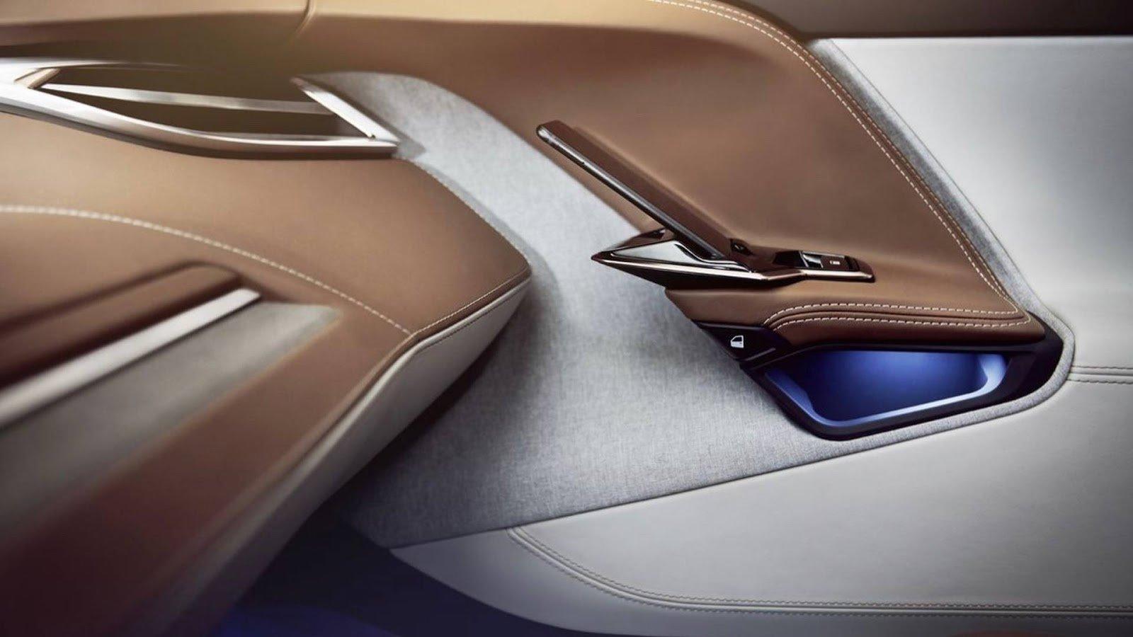 Koncept elektrického crossoveru čínské automobilky Byton