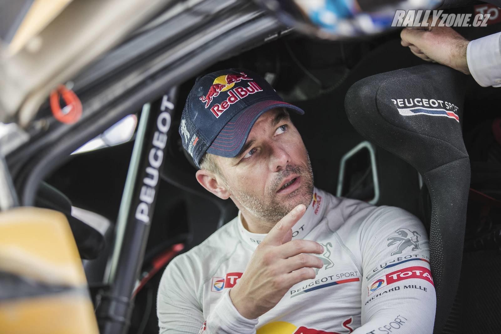 Sébastien Loeb míří zpět do WRC
