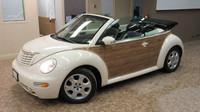 Vzácný VW Beetle