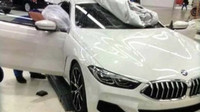 Nové BMW řady 8 v produkční variantě poprvé bez maskování