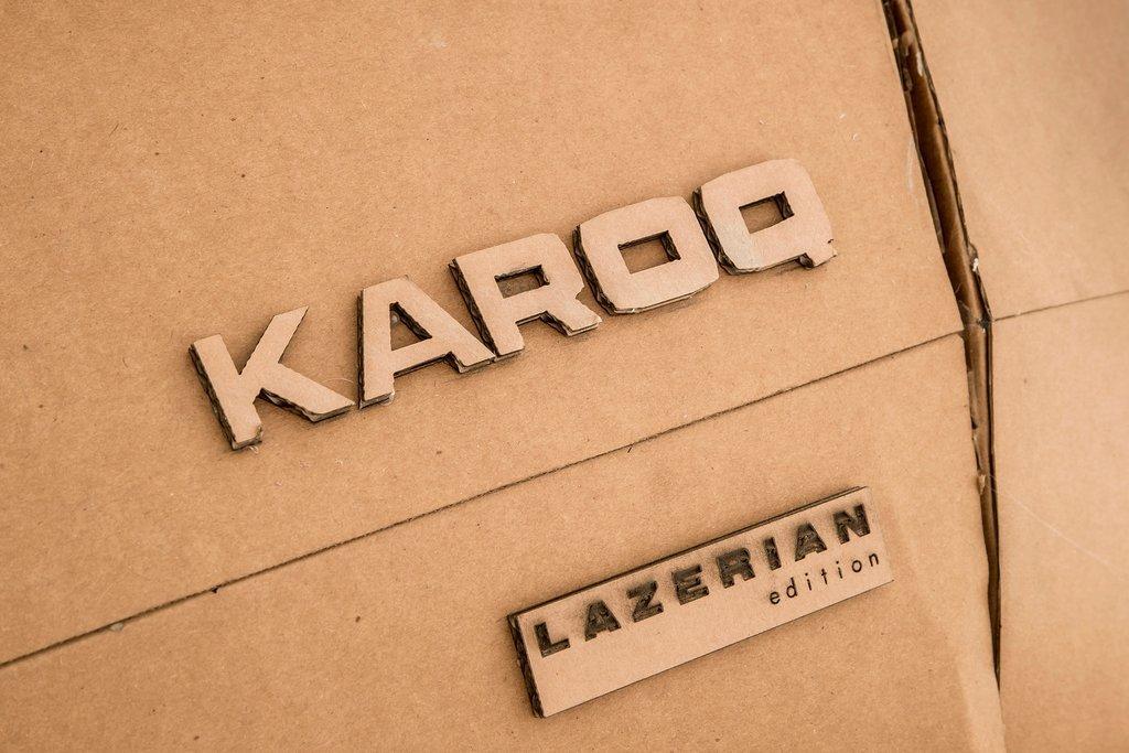 Škoda Karoq Lazerian cílí na nejmenší