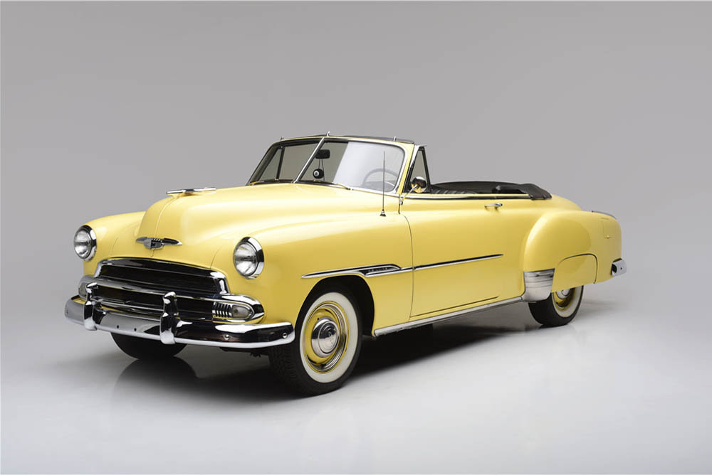 Chevrolet Styleline Deluxe Convertible