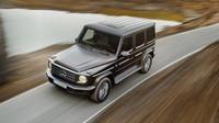 Nový Mercedes Benz třídy G (2019)