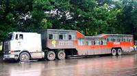 Autobusový návěs, Kuba (autor: Panther)