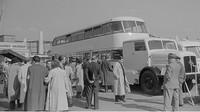 Autobusový návěs z roku 1952, NDR (autor: Deutsche Fotothek)