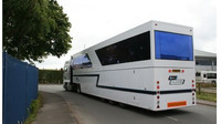 Moderní autobusový návěs, Německo - Mnichov (autor: Bill Nicholls)