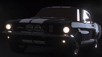 Ford potvrdil návrat legendy, Shelby Mustang GT500 dorazí v roce 2019