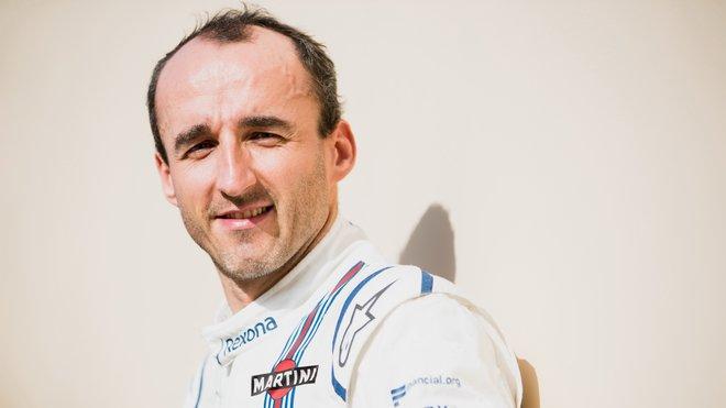 Robert Kubica v F1 stále usiluje o návrat do závodního kokpitu