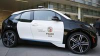 Policejní BMW i3