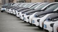 Elektromobily BMW i3 dodané pro policii v Los Angeles