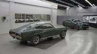 Původní Ford Mustang Bullitt