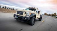 Rhino GX Executive: Obrněnec na běžné silnice. Největší překvapení ale čeká v interiéru - anotační foto