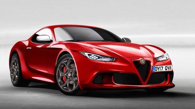 Jak bude vypadat Alfa Romeo 6C? Na oficiální podobu si budeme muset počkat