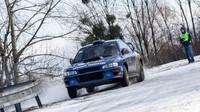 Traiva RallyCup Kopřivnice - leden
