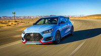 Hyundai vyhlásilo Volkswagenu válku. Golf GTi se prý na okruhu rozpadá - anotační foto