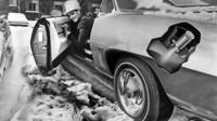 Chevrolet nabízel již v šedesátých letech zabudované tekuté sněhové řetězy