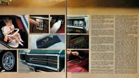 Brožura s příplatkovým vybaveném Chevrolet