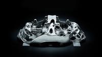 Bugatti opět posunuje hranice představitelného, tyto titanové brzdy pro Chiron vytiskla 3D tiskárna