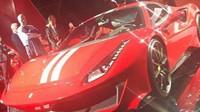 První snímky nového Ferrari 488, které zřejmě ponese označení GTO