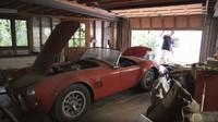 Téměř 30 let opuštěná garáž ukrývá skvosty v hodnotě 163.6 milionu korun