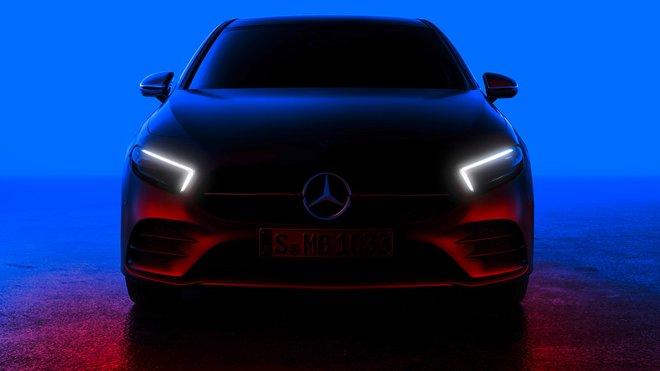 Nový Mercedes-Benz třídy A