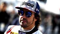 Fernando Alonso v Daytoně