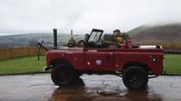 "Parní Land Rover ""Mildred"""