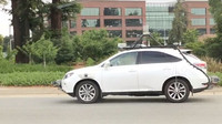 Vozy Lexus s platformou pro testování autonomních systémů Apple