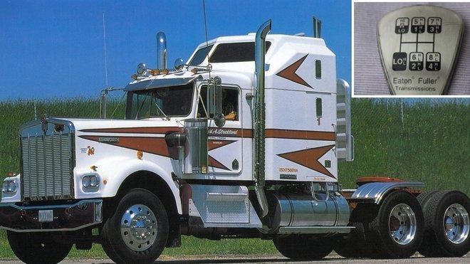 Ilustrační foto: Kenworth W900 (foto: wheelsage.org)