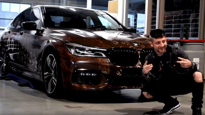 Luxusní BMW řady 7 dostalo značně kontroverzní design