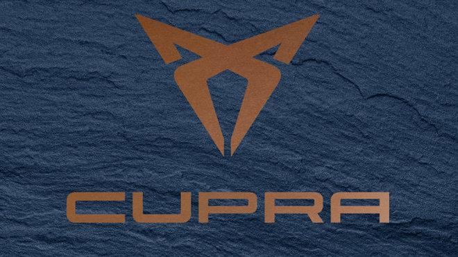 Logo samostatné značky Cupra