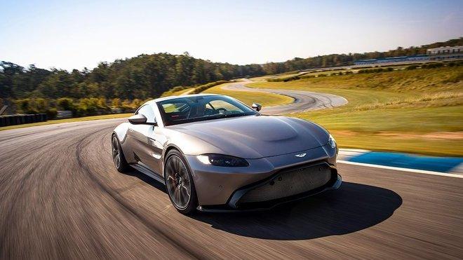 Aston Martin Vantage - z tohoto modelu vznikne nový DTM speciál