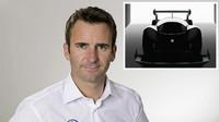 Elektrický závodní speciál Volkswagen povede na vrchol Pikes Peak zkušený jezdec Romain Dumas