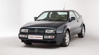 VW Corrado nepostrádá šarm ani po třiceti letech