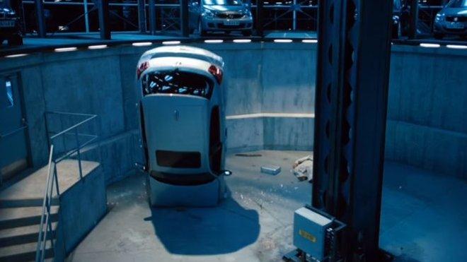 Záběry z filmu Mission Impossible