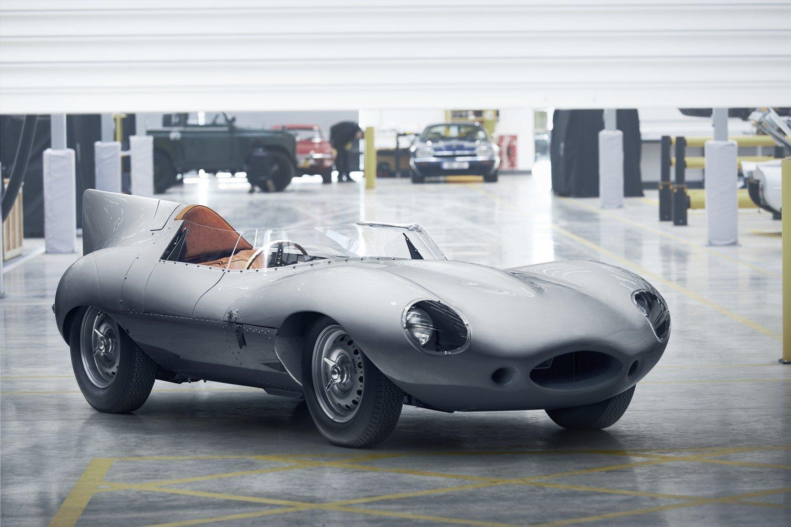 Po 62 letech obnoví automobilka Jaguar výrobu modelu D-Type