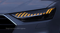 2018 Audi A7 Sportback Light Design