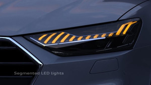 2018 Audi A7 Sportback Light Design