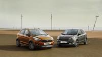 Nový Ford Ka+ a Ford Ka+ Active