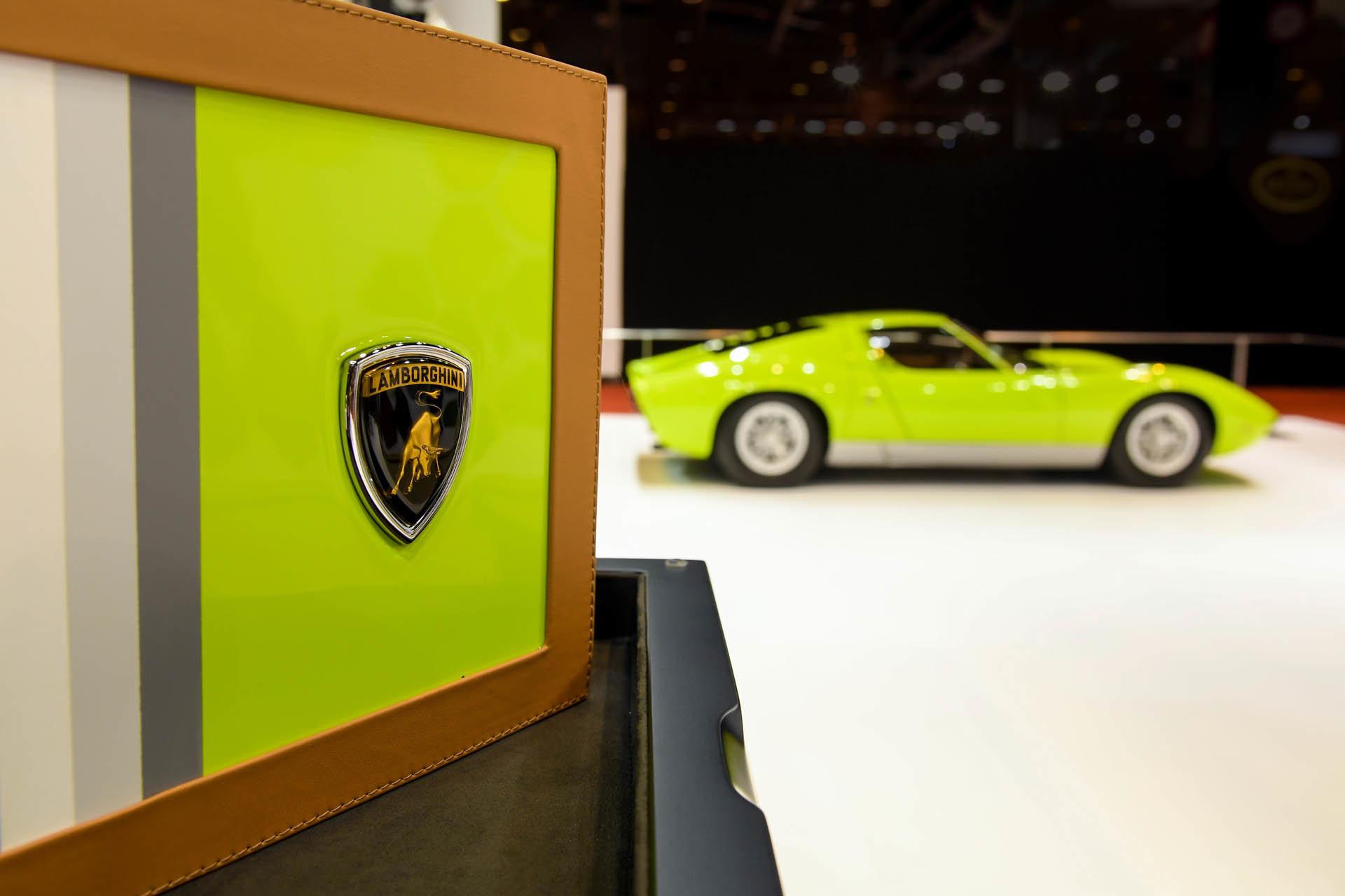 Historické skvosty Lamborghini z produkce speciálního oddělení Polo Storico