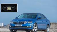 Škoda Octavia už v konfigurátoru nabízí digitální přístrojový panel