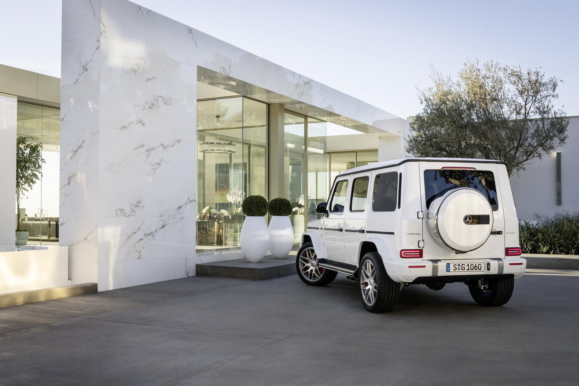 Nový Mercedes-AMG G63