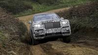 První ukázky zřejmě nejluxusnějšího vozu světa, Rolls-Royce Cullinan