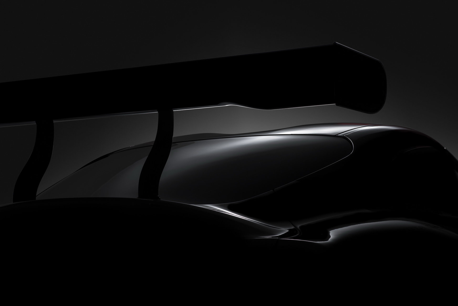 První oficiální snímek nové Toyoty Supra