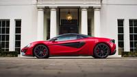 Exkluzivní McLaren 570S Spider udělá někomu na Valentýna pořádnou radost