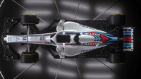 Williams FW41 shora
