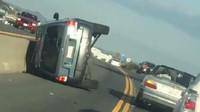 Další příklad, jak může dopadnout agresivita na silnicích